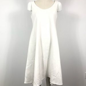 Madewell tank swing long dress